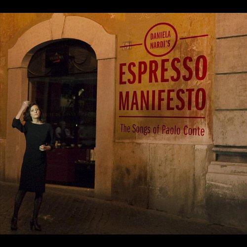 Price comparison product image Espresso Manifesto: Songs of Paolo Conte