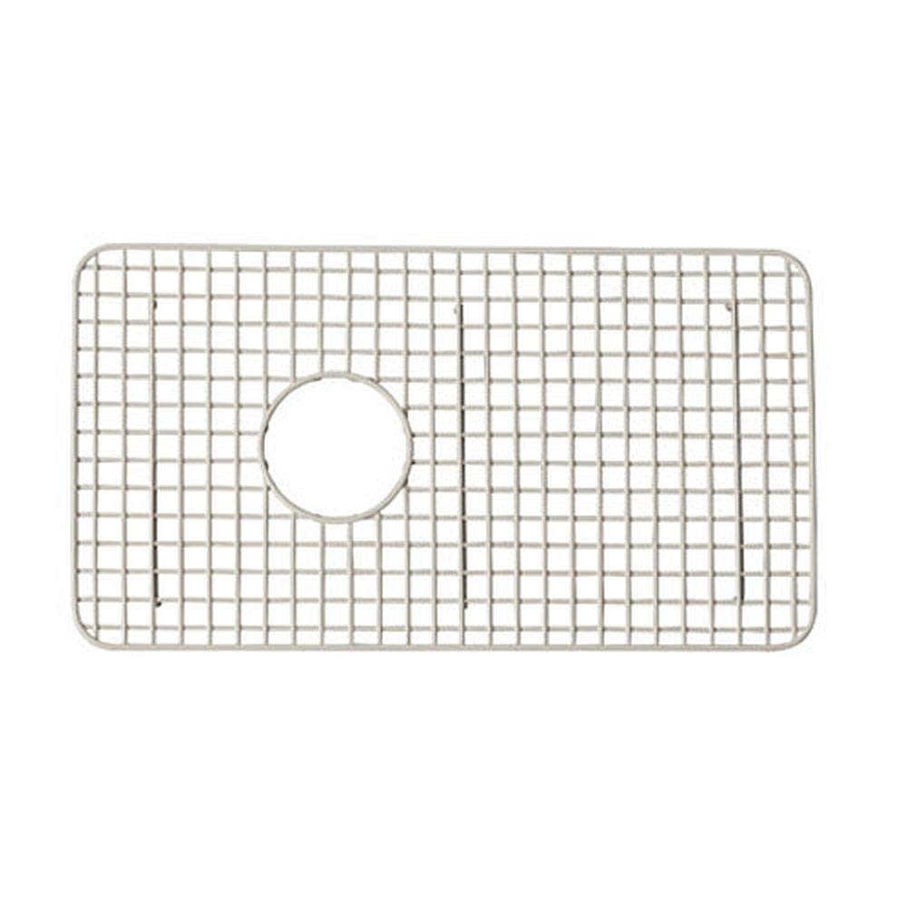 14-5//8-Inch by 26-1//2-Inch Biscuit Rohl WSG3018BS Wire Sink Grids