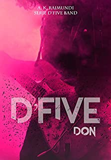 D'FIVE BAND: DON GUITARRISTA