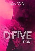 D'FIVE BAND: DON, GUITARRISTA