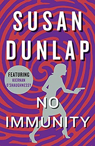 book cover of No Immunity