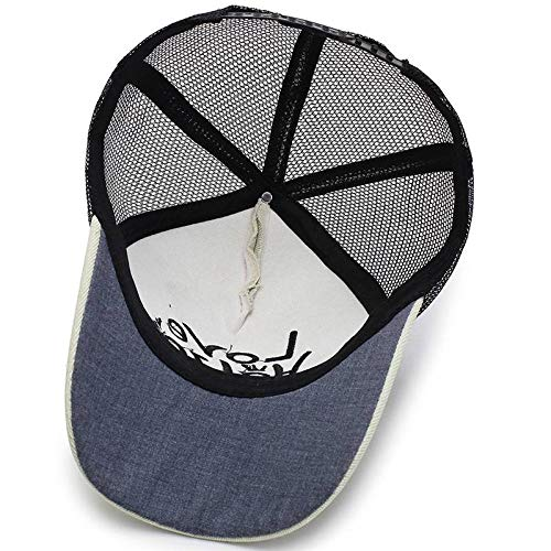 ZSOLOZ Baseball Caps Summer MenS WomenS Baseball Cap Outdoor Visor Breathable Net Sunscreen Adjustable Sun Hat Embroidery Fitted Caps