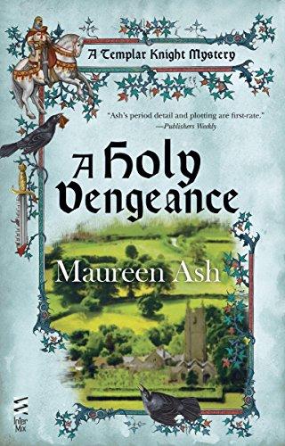 A Holy Vengeance (A Templar Knight Mystery)