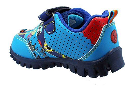 Pictures of Toddler Boys Thomas Athletic Shoes Blue 2