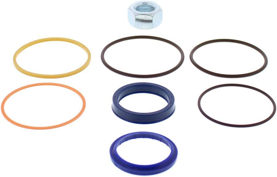 """Complete Tractor New 2201-0007 Hydraulic Cylinder Seal Kit Replacement For Bobcat 943 953 Skid Steer 6586686 6803313, Rod: 1 3/4"""", Bore: 3"""""""