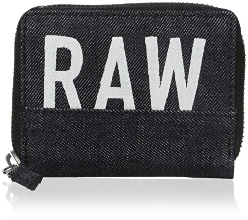 G-star Raw Accessories (G-Star Raw Men's Depax Zipper Wallet, Raw, One Size)