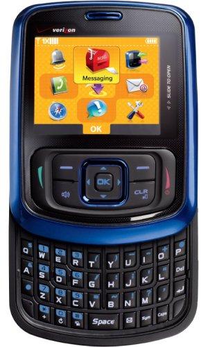 amazon com verizon wireless blitz phone blue verizon wireless rh amazon com Blitz Cell Phone Verizon Wireless My Account
