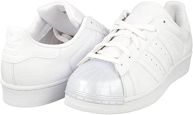 adidas Superstar Glossy, Chaussures de Basketball Femme
