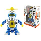 Dancing Space Astronaut Robot Toys with Music Lightening Electronic Smart Robot, Develop Fine Motor Skills & Boost Hand To Eye Coordination