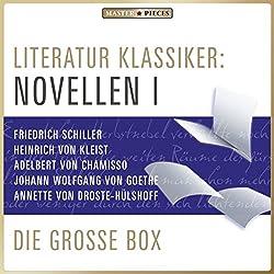 Literatur Klassiker: Novellen I