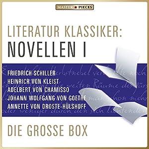 Literatur Klassiker: Novellen I Hörbuch