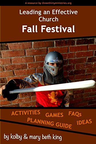 Leading an Effective Church Fall Festival -