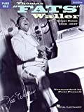 """Thomas """"Fats"""" Waller : The Great Solos, 1929-1937"""
