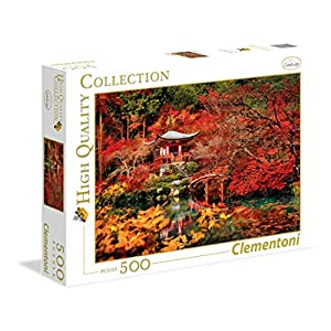 Clementoni 35035 High Quality Collection Puzzle Orient Dream 500 Pezzi
