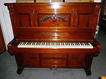 hoepfner Piano – Nogal usado – Diseño Año 1927: Amazon.es ...