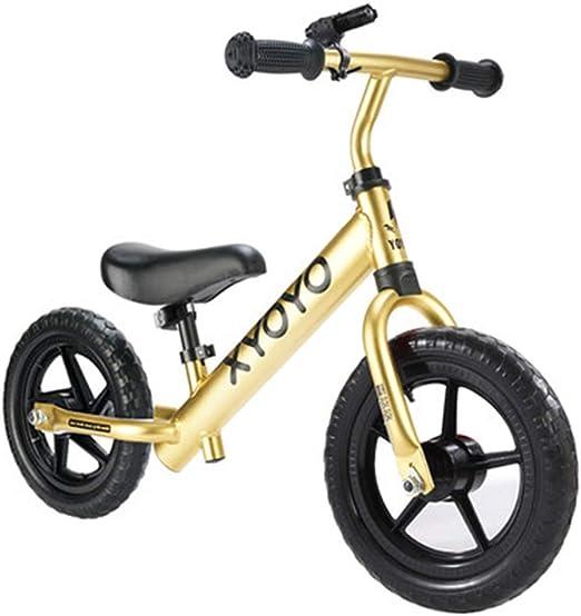 FFAJ Equilibrio para niños Scooter Infantil 1-3-6 años Bicicleta ...