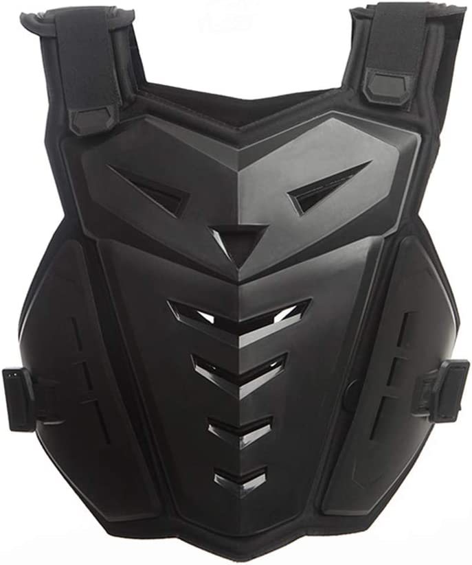 Yellow VEMAR Motorcycle Armor Vest Motorcycle Protection Motorbike Chest Back Protector Armor Motocross Racing Vest Protective Gear