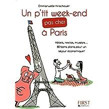 Petit livre de - P'tit week-end pas cher à Paris (LE PETIT LIVRE)