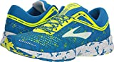 Brooks Men's Launch 5 Boston Blue/Nightlife/White 10 D US