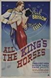 All the King's Horses (1934)