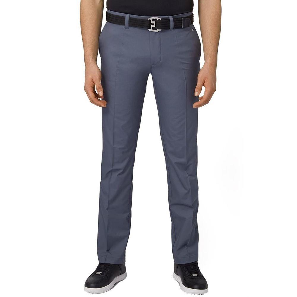 J.Lindeberg Elof Light Poly Pant - Regular Fit - Dark Grey - 30/32