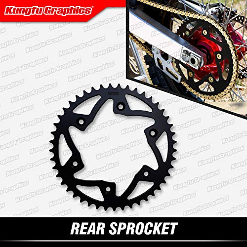 crf 450 chain and sprocket - 7