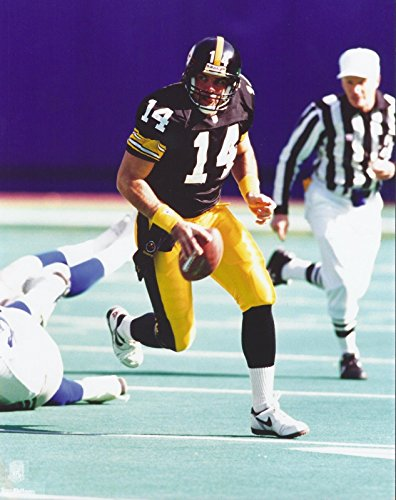 NEIL O'DONNELL PITTSBURGH STEELERS UNSIGNED 8X10 PHOTO