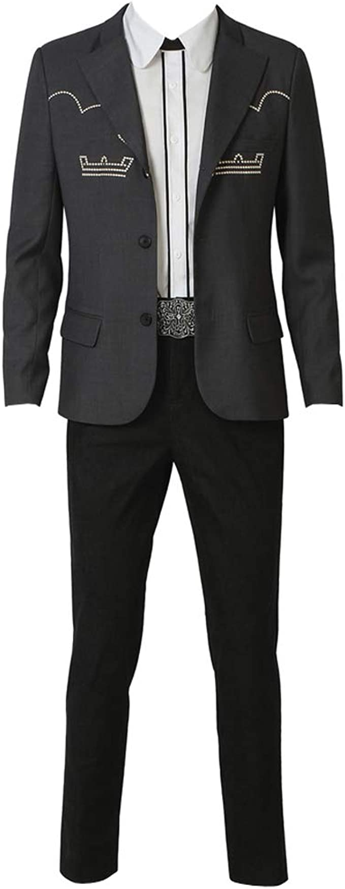 Far Cry 5 Inside Eden/'s Gate Father Joseph Seed Cosplay Costume Blazer Suit