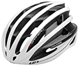 Louis Garneau – Course Bike Helmet, White, Large Review
