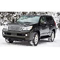 Remote Start for LEXUS 2010-2015 GX 460 Push-To-Start Models ONLY Includes Factory T-Harness for Quick, Clean Installation