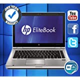 HP LAPTOP 1TB 8GB POWERFUL ELITEBOOK 8460P WINDOWS 10 CORE I5 2.5GHZ WIFI SALE