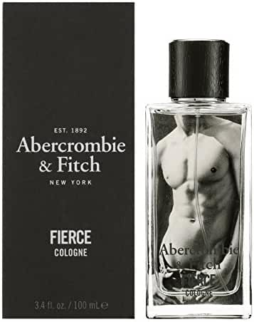 Abercrombie & Fitch Fierce for Men Eau de Cologne Spray, 3.4 Ounce