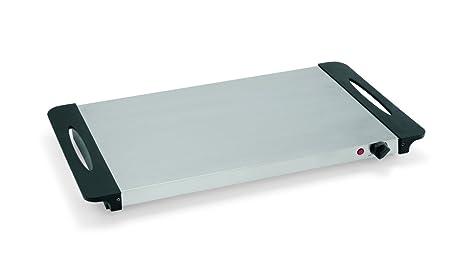 Gastronorm 1/1 placa calentadora de acero inoxidable – Xtra Precio valor /ABM.