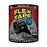 """Flex Tape Black 4"""" x"""