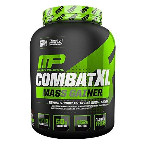 combat mass gainer powder
