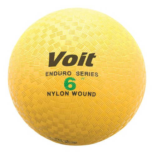 Voit Enduro Playground Ball 6″ Yellow