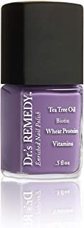 product image for Dr.'s REMEDY Enriched Nail Polish, AMITY Amethyst, 0.5 fl. oz.