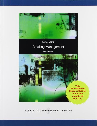 Retailing Management - Global Edition by McGraw Hill Higher Education