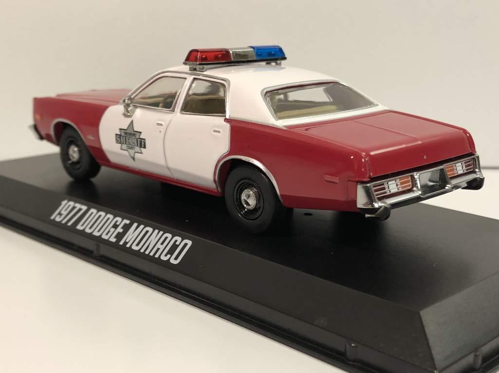 Finchburg County Sheriff 1//43 Scale Greenlight 86573 1977 Dodge Monaco