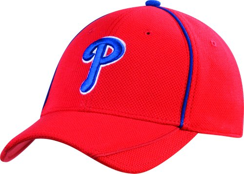 Philadelphia Phillies Spring Training - MLB Philadelphia Phillies Authentic Batting Practice Cap, Scarlet, Medium/Large