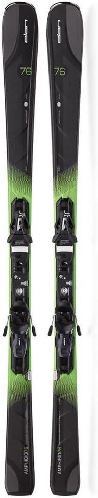 ELAN Amphibio 76 Ski System with EL 10 Bindings Mens