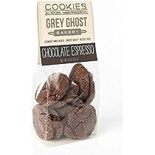 Grey Ghost Bakery Espresso Cookies, Chocolate