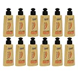 Suave Professionals Keratin Infusion Heat Defense Leave-In Conditioner, 5.1 Ounce (12 pack)