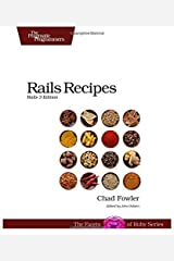 Rails Recipes: Rails 3 Edition Paperback