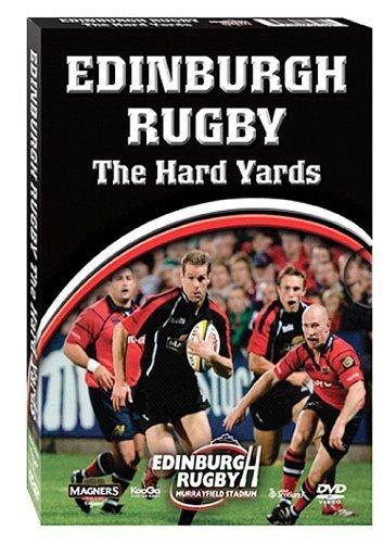 Edinburgh Rugby - the Hard Yards [DVD]