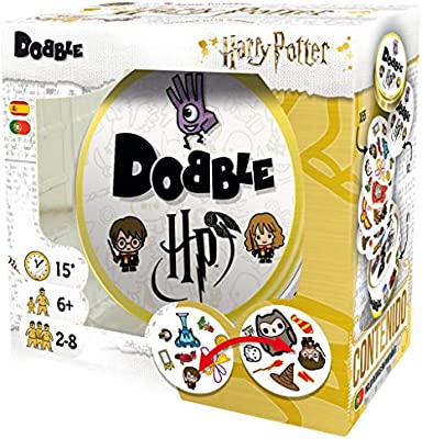 Zygomatic- Dobble Harry Potter, Color (DOBHP01ESPT) , color/modelo surtido: Amazon.es: Juguetes y juegos