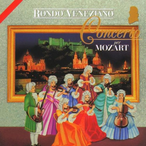 Rondo Veneziano - Nachtexpress - CD 01 - Zortam Music