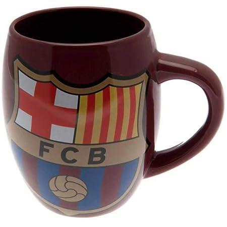 Barcelona FC Blue Red Tea Tub Football Club Crest Fan Gift Boxed ...