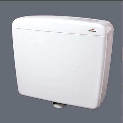 kariba cassetta esterna wc  CASSETTA WC SCARICO SUPER KARIBA D.40 SENZA RUBINETTO 9 LT: Amazon ...