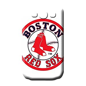 samsung galaxy s3 PC cell phone case colorful Protection boston red sox mlb baseball